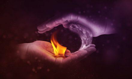 Les Chakras des mains